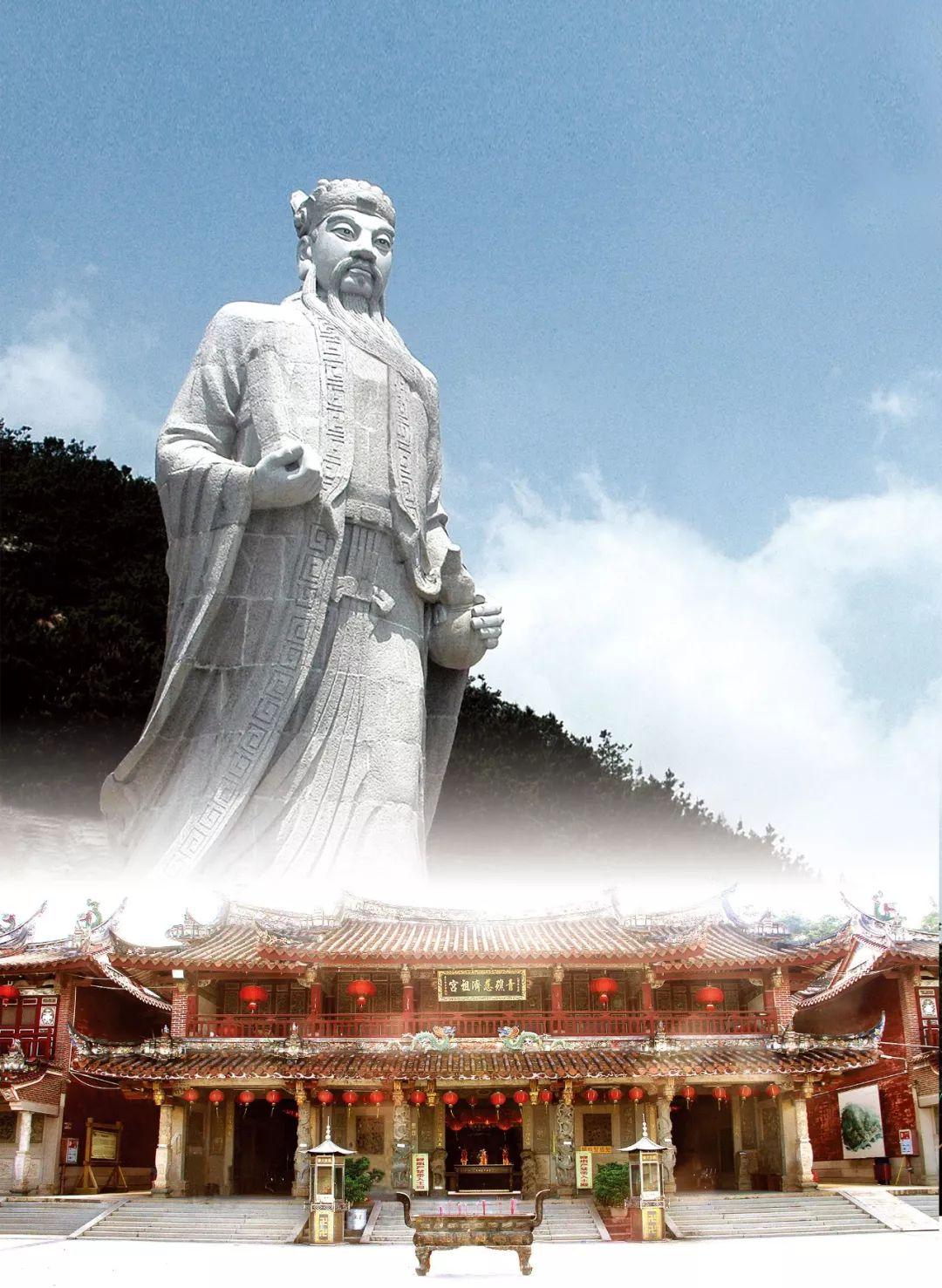 四海同歌《保生颂》 词:颜水荣 曲:林伟民