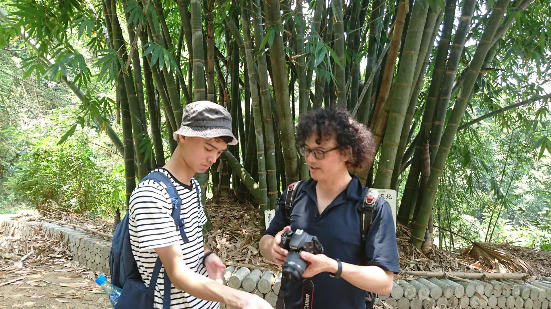 台湾台南下营颜艾琳家庭情缘与诗缘